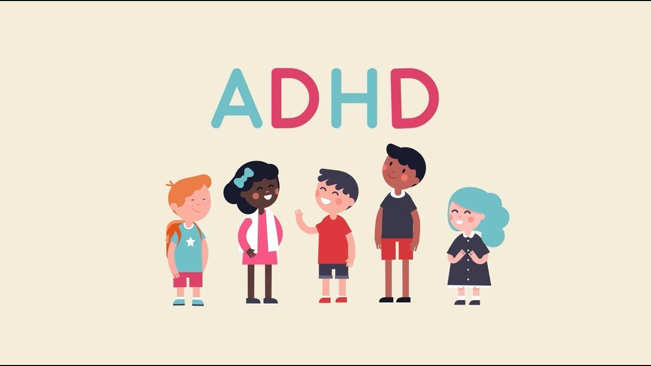 CBD mod ADHD